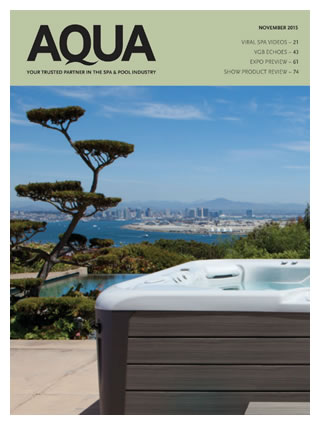 Ryan Hughes Design Build featured in Aqua Magazine – November 2015 article Beyond the Confines.