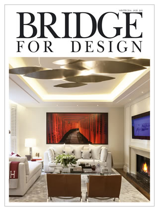Ryan Hughes Design Feature Bridge For Design Winter 2016
