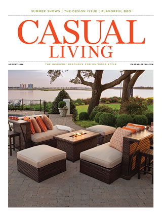 Ryan Hughes Design Build Featured in Casual Living Magazine August 2014