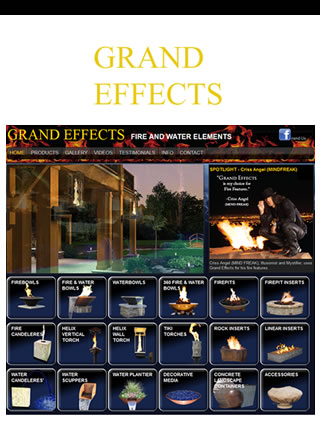 Featured Builder for Grand Effects Inc