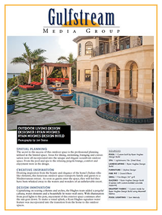 Ryan Hughes Design Winner 2016 Gulfstream Media Group Design Awards