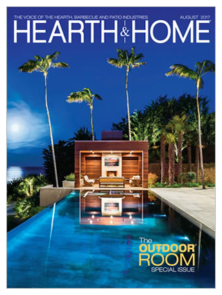 Ryan Hughes Design August 2017 Hearth & Home Magazine