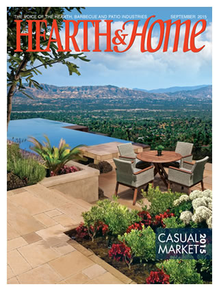 Ryan Hughes Design Feature Hearth and Home Magazine September 2015