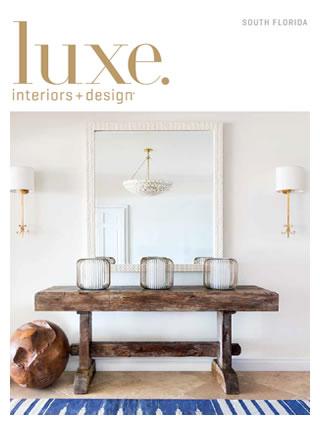 Ryan Hughes Design Build Featured in Luxe Magazine Summer 2014