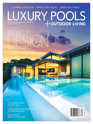 Ryan Hughes Design Luxury Pools Spring Summer 2018