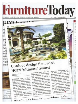 Media And Awards For Ryan Hughes Design Build